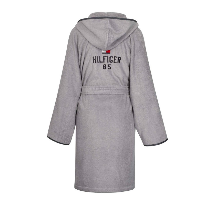 PEIGNOIR CAPUCHE OPTIMISTIC - TOMMY HILFIGER