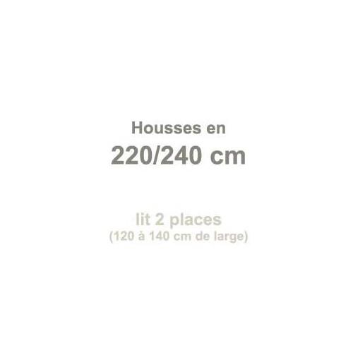 220/240 cm - lit de 140