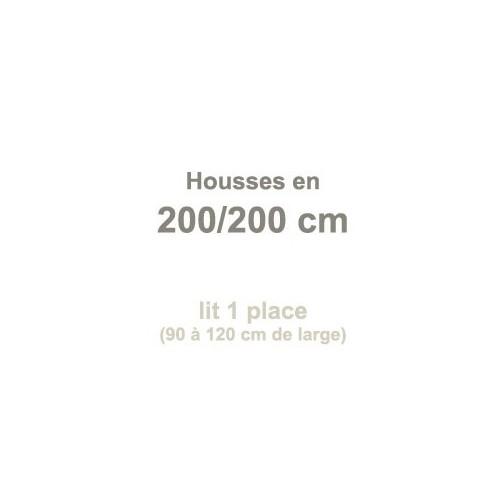 200/200cm - lit 90cm